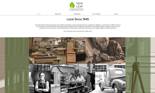 Website: New Leaf Cabinetry
