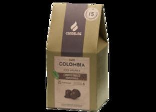 CAFÉ COLOMBIA CÁPSULAS (CANDELAS)