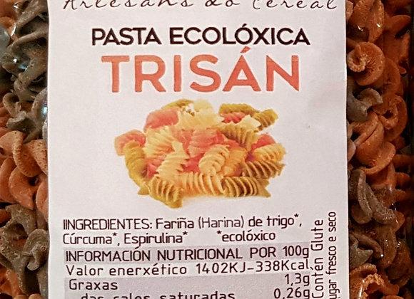 "PASTA ARTESANAL ECOLÓGICA DE ""TRISÁN"" (BUBELA)."