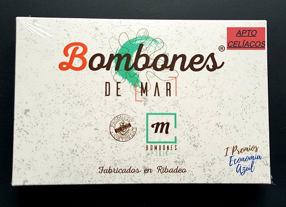 CAJA DE BOMBONES ARTESANALES DE MAR (MORENO - LUGO)