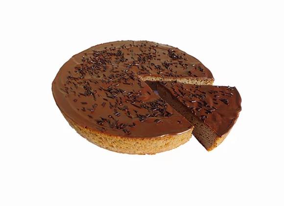 TORTA DE CASTAÑA CON CHOCOLATE