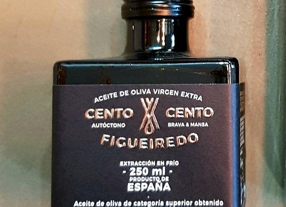 """ACEITE DE OLIVA VIRGEN EXTRA """"FIGUEIREDO"""" (QUIROGA / 250ML)."""