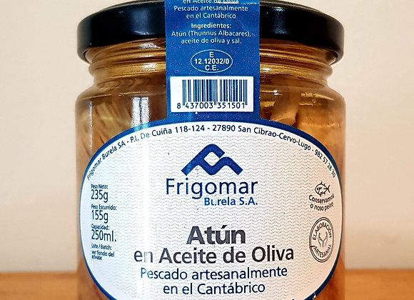 ATÚN DEL NORTE EN ACEITE DE OLIVA (FRIGOMAR)