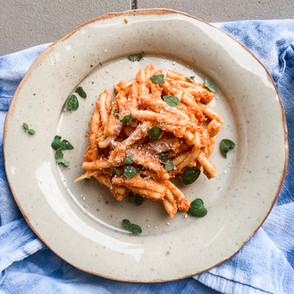 Romesco Pasta