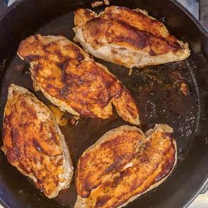 BBQ Seasoned Chicken