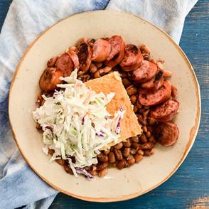 Pressure Cooker Kombu Soaked Pinto Beans
