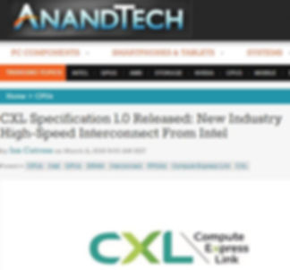 AnandTech-CXL-Specificatoin-1.0-Released