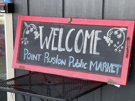 Point Ruston Public Market, Tacoma