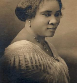 The First Female Entrepreneur