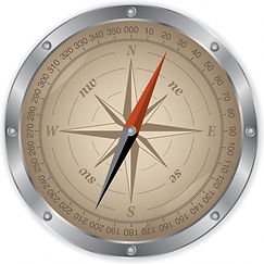 compass_and_old_map_vector_287433.jpg