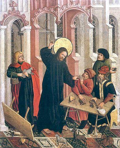 Nicolaus Haberschrack [Public domain], via Wikimedia Commons
