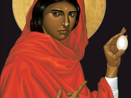Celebrating the Magdalene