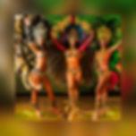 Show Bailarinas Samba