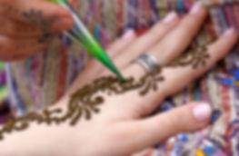 Tatuajes en Henna Devas Amara