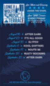 Jackson Rancheria schedule