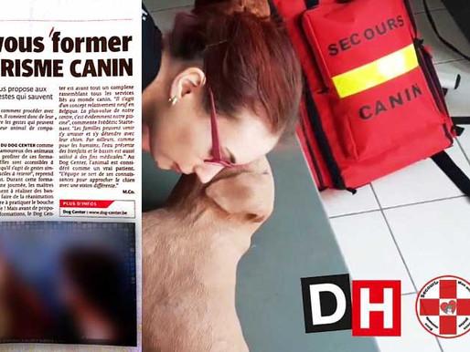 Formation secourisme : Le Dog Center dans votre D.H. !