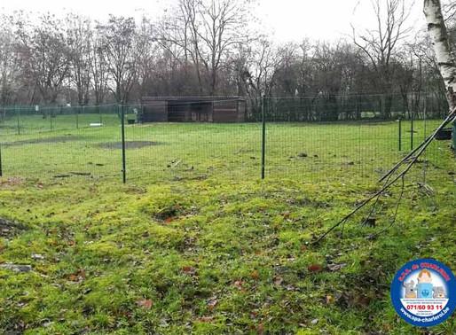 Collectifs : nouveaux terrains pour Charleroi !