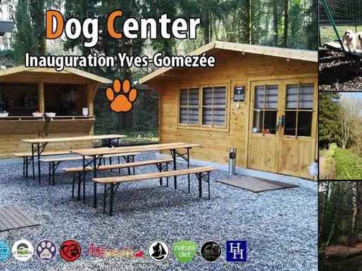 Inauguration du nouveau Dog Center !