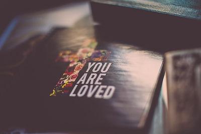 Christliches Heft, Du bist geliebt, Evangelium, Jesus Christus