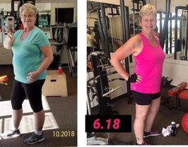 body transformtion