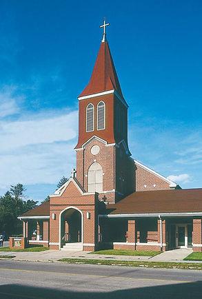 Sacred Heart Church, Virden, Illinois