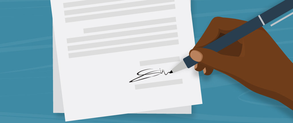 Loan Signing