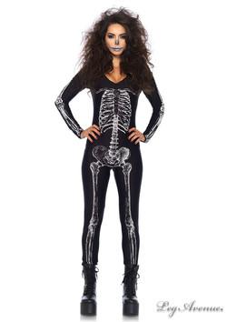 X-Ray Skeleton Catsuit