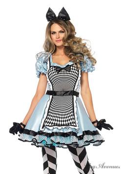 Hypnotic Miss Alice