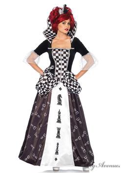 Wonderland Chess Queen