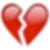 Coeur brisé - s'ouvrir à l'amour