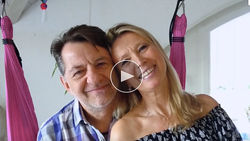 Lila et Jorg - stage de couple - la joie de vivre - Nyon - Suisse