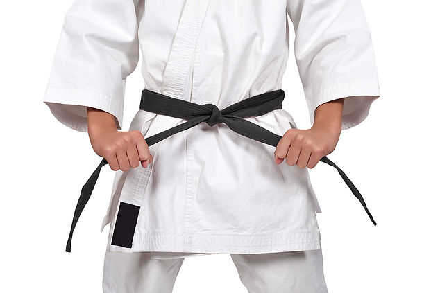 Aikido training uniform