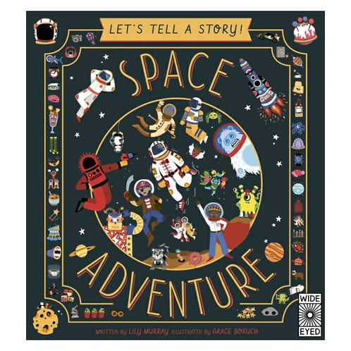 Let's Tell a Story: Space Adventure