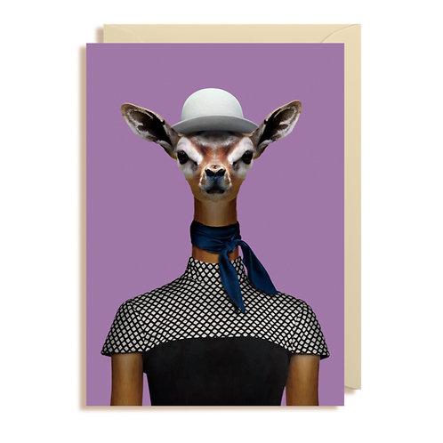 Card - Gerenuk