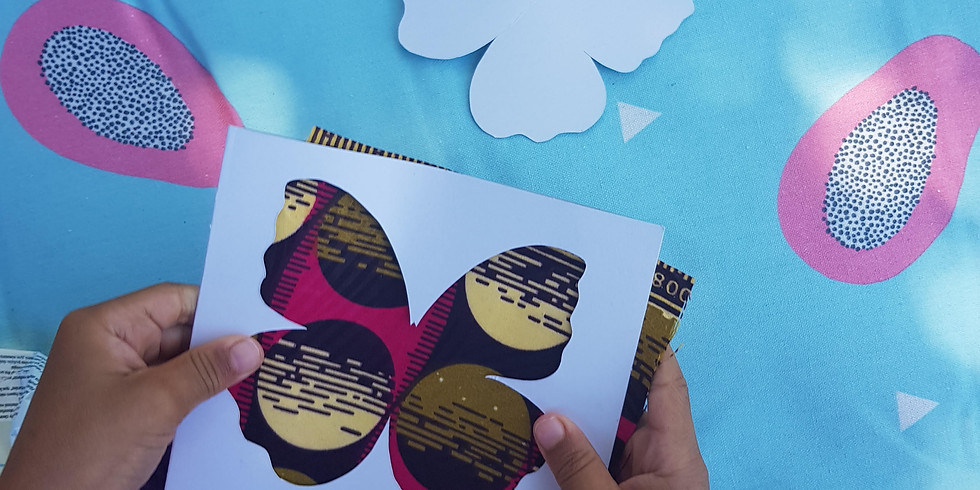 Paper cut art workshop