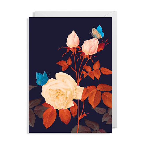 Card - Hymenee Rose