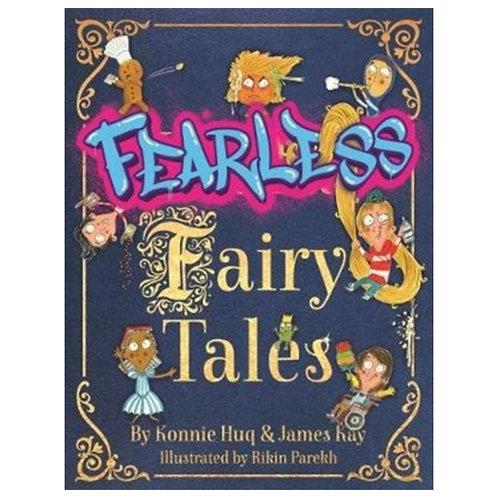 Fearless Fairy Tales - Konnie Huq & James Kay