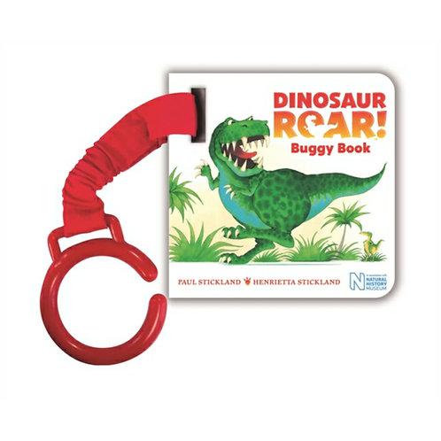 Dinosaur Roar! Buggy Book - Henrietta Stickland