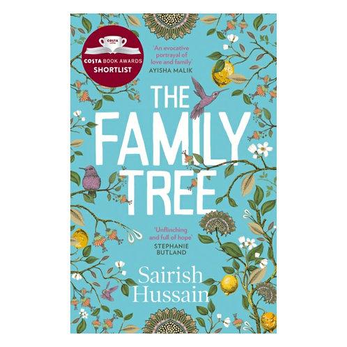 The Family Tree - Sairish Hussain