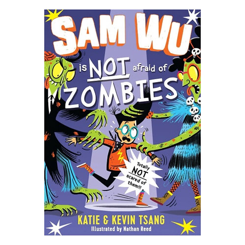 Sam Wu Is Not Afraid of Zombies - Katie & Kevin Tsang