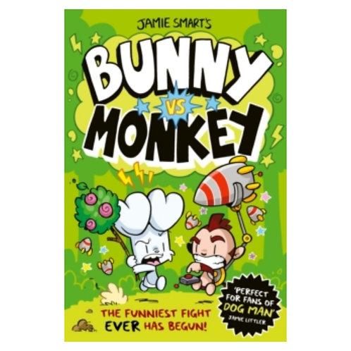 Bunny vs Monkey 1 & 2 - Jamie Smart