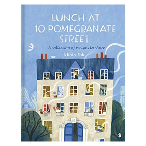 Lunch at 10 Pomegranate Street - Felicita Sala