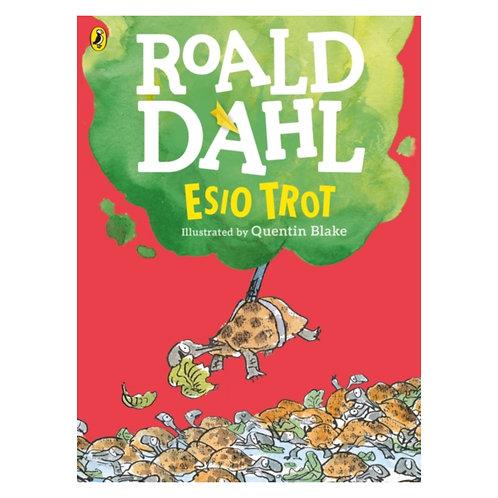Esio Trot (Colour Edition) - Roald Dahl & Quentin Blake