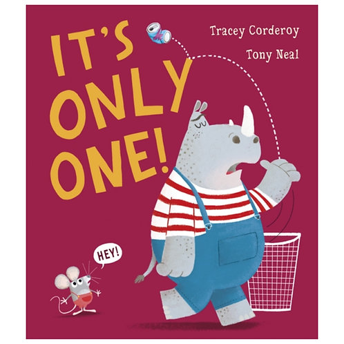 It's Only One! - Tracey Corderoy & Tony Neal