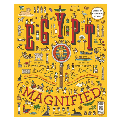 Egypt Magnified -David Long & Harry Bloom