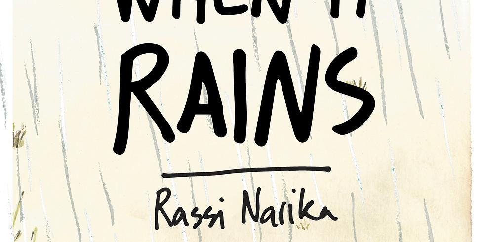 Author Event: Rassi Narika