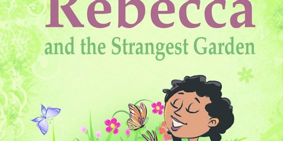 VV Thomas  Rebecca and the Strangest Garden