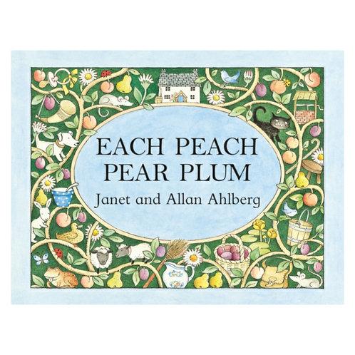 Each Peach Pear Plum - Janet & Allan Ahlberg