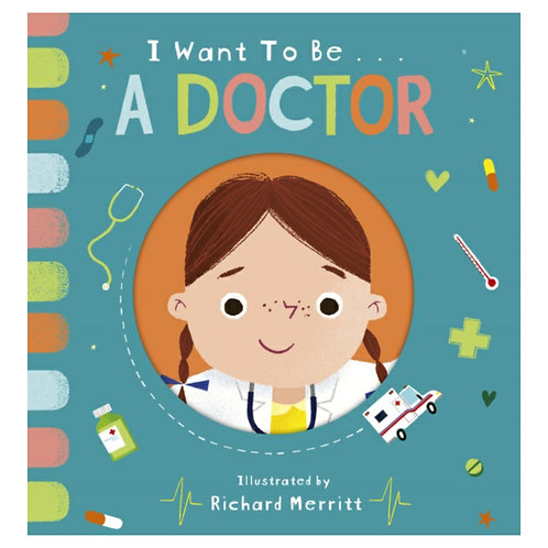 I Want to be a Doctor - Becky Davies