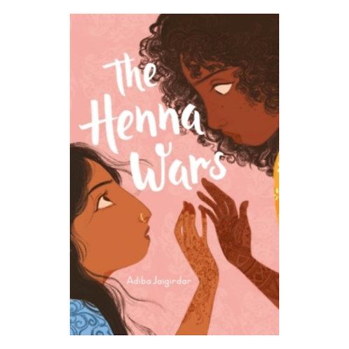 The Henna Wars - Adiba Jaigirdar